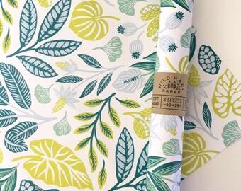Tropics Gift Wrap