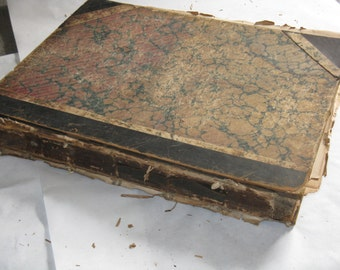 Antique Newspapers book The Louisvile Commercial September 1st 1899
