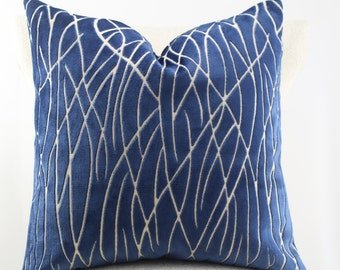 High-End modern cut velvet pillow cover,throw pillow,accent pillow,decorative pillow,decorative pillow.