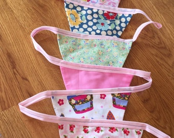 Handmade Double Sided Bunting