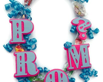 Will You Go to Prom with Me? Candy Lei