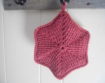 Crochet Trivet Potholder or Hotpad