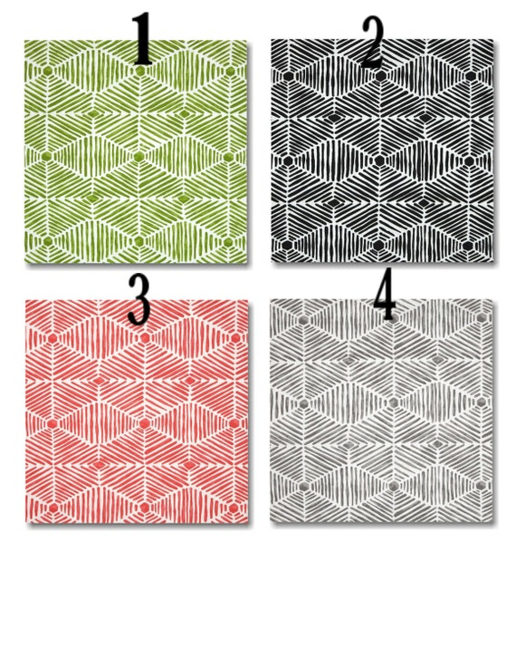 custom order kitchen dining chair cushions with ties patterns