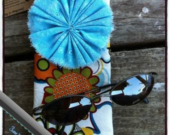 Retro Funky Flower Sunglasses Cozy