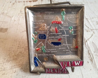 Vintage 1940s New Mexico Souvenir