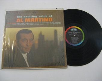 Al Martino - The Exciting Voice Of Al Martino - 1962