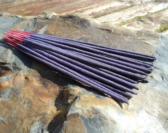 Organic Absolute Blue Lotus Incense