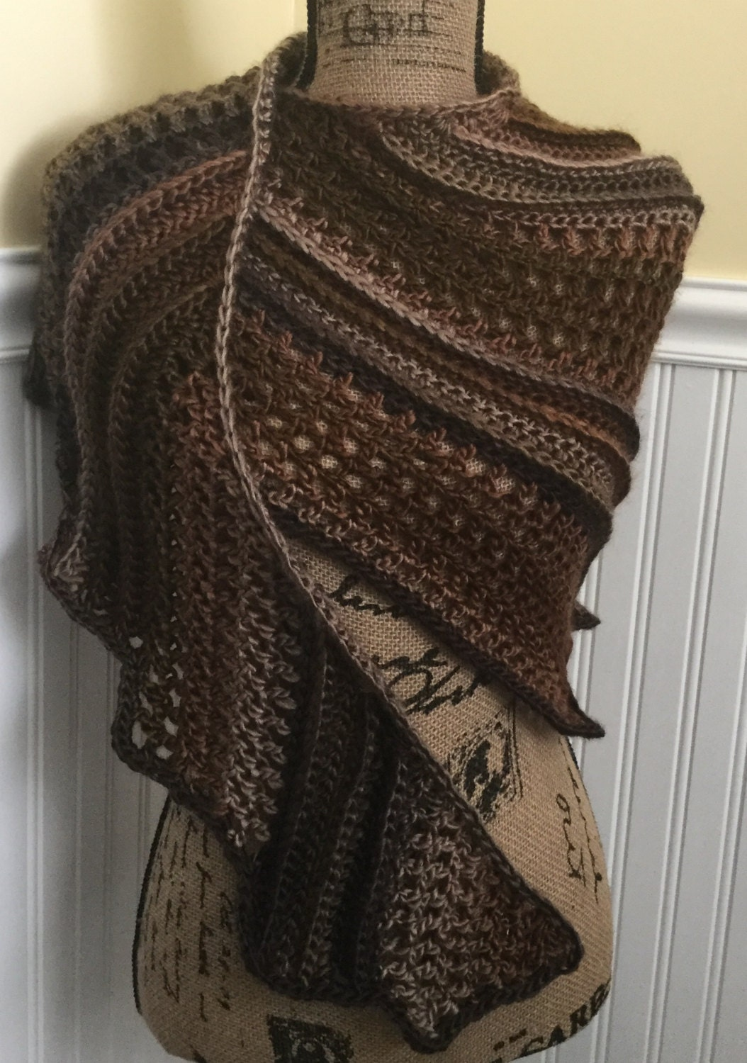 Dragon Wings Knitting Pattern : Dragon Wing Shawl