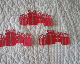 Christmas Presents Die-Cut -- Set of 3