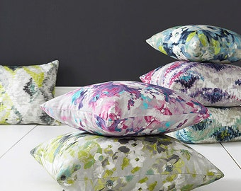 Marion Floral Cushion Covers. Pillow Covers. You Choose
