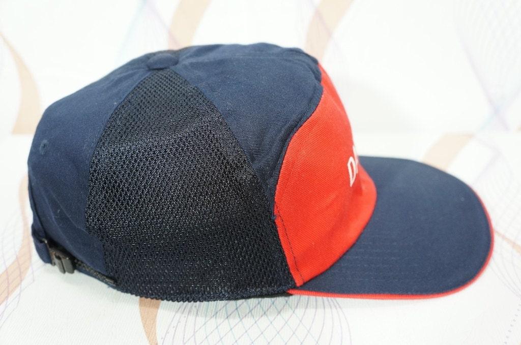 95086e85f0b Vintage 80s 90s Daihatsu Adjustable Cap Hat   vintage toyota cap   Daihatsu  hat   racing cap   racing hat   Daihatsu racing