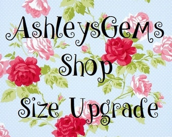 Size Upgrade for Sizes Over 5T