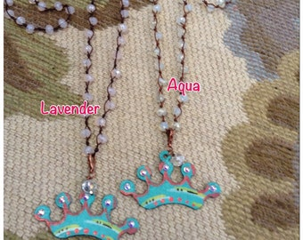 Crowning Glory Necklace