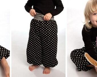 Minikrea sewing patterns - pants 20301