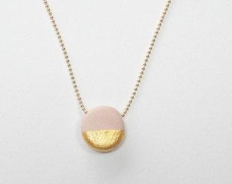 Nopje - roze goud