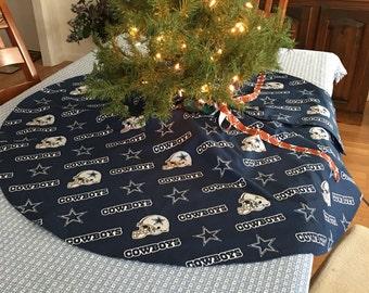 NFL Teams Christmas Tree Skirt