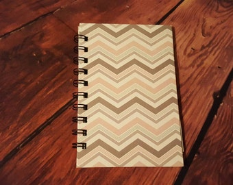 Small notebook 4x6 inches with 50 blue lined pages