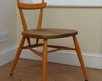 Ercol Blue Dot Chairs