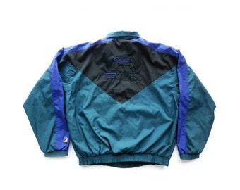Fila Zip Up Windbreaker / Rain Jacket / Bomber Jacket