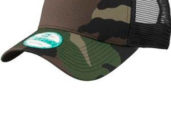 Personalized Snap Back Trucker cap Camo baseball cap  Valentines  Gift for Him hunter