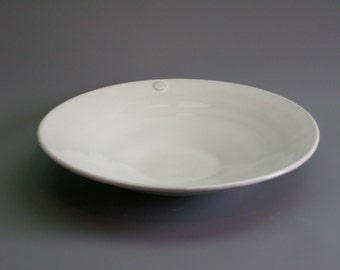 Large Serving Charger - Hand Thrown Pottery