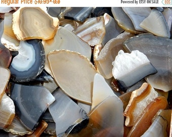 10% off Olympics Agate Slice Polished Agate Slabs by Pound Geode Agate Slices - Geode Slices -Wire Wrapping Jewelry Supply   (RK7B15)
