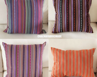 Tribal Pillow Cover Bohemian Decor Mexican Cushion Cover Aztec Pillow Ethnic Pillow Case Navajo Pillow Boho Bedding Custom Any Size