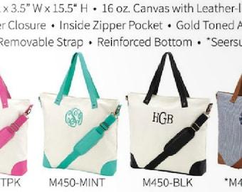 Monogrammed Shoulder Bags