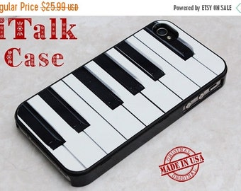 HOT SUMMER SALE iPhone 4 Case, iPhone 4S Case, iPhone 4S Cover, iPhone 4/4S skins, iPhone 4/4S Protective Cover, iPhone 4, iPhone 4S - Piano