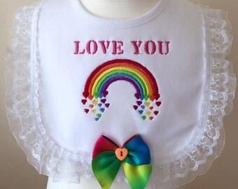 Rainbow Baby Clothes Etsy Uk