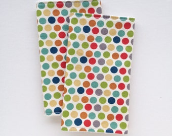 ORGANIC Baby Carrier Drool Pads (for Ergo, Beco, Boba, Tula, Lillebaby, etc.)