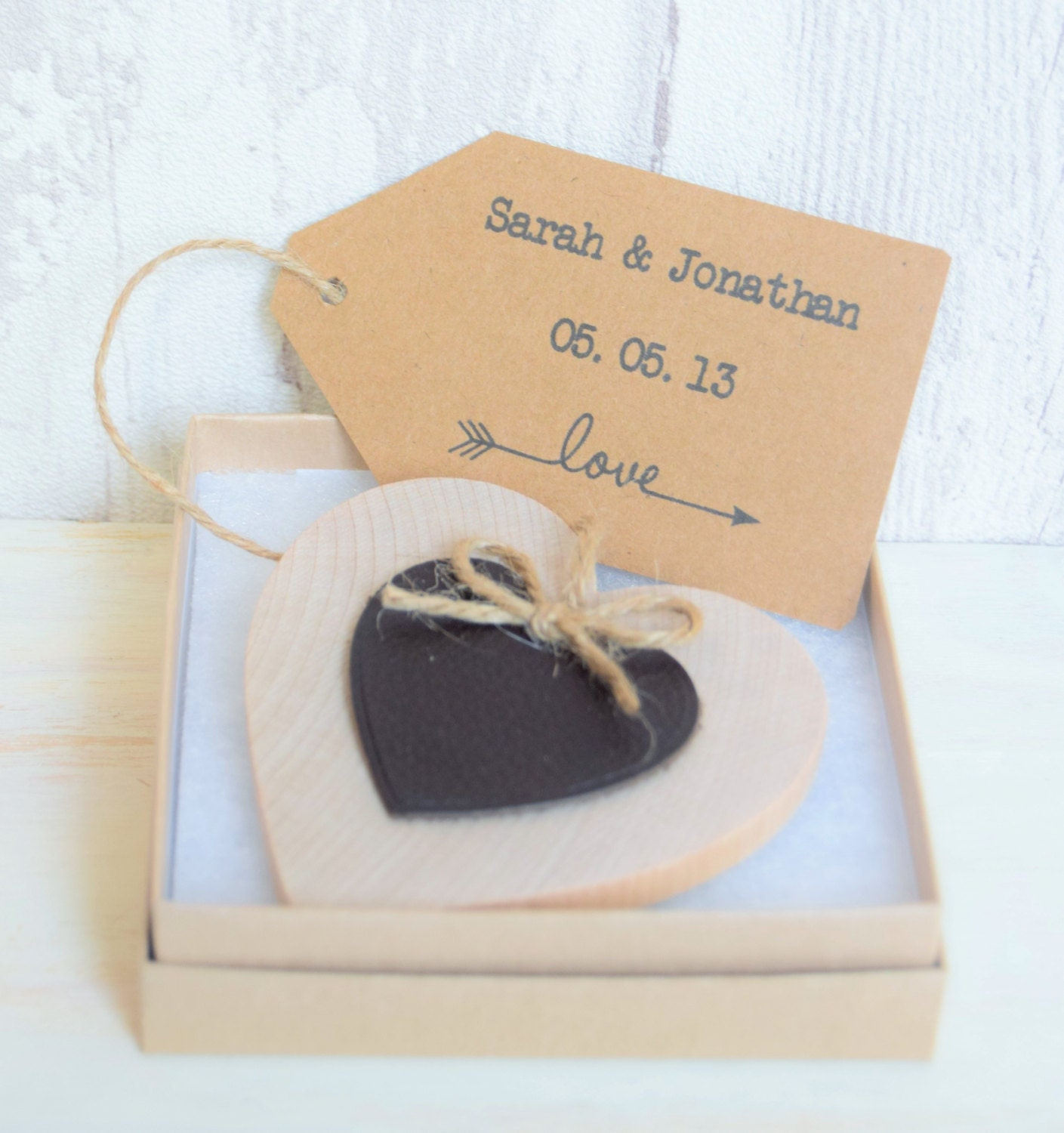 3rd Wedding Anniversary Traditional Gift: 3rd Wedding Anniversary Gift Genuine Leather By