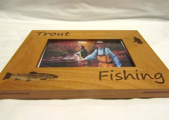 How to Make Trout Fishing Frame