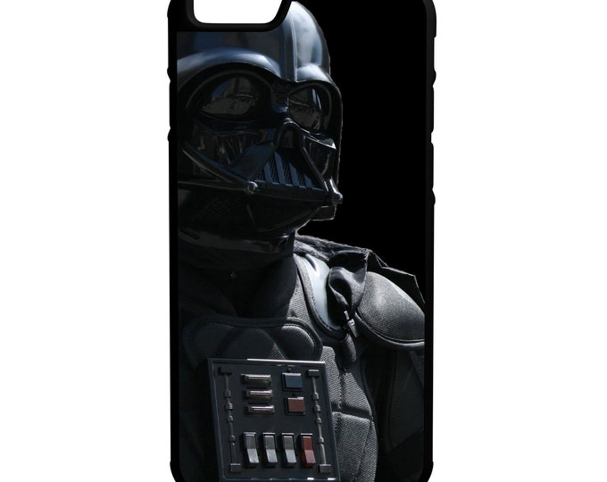 Darth Vader Costume iPhone Galaxy Note LG HTC Hybrid Rubber Protective Case Star Wars