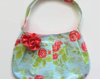 Fabric Handbag - Little Buttercup Bag - Customizable