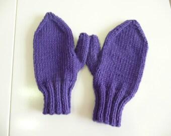 100% merino children gloves