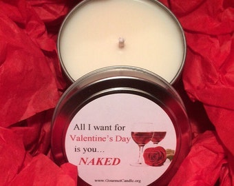 Naked Valentines Day. Boyfriend Gift. Husband Valentines Day Gift Idea. Boyfriend Valentine. Funny Valentine. Naughty Valetine.