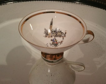 Vintage Winterling  Bavaria Cup Small Chip