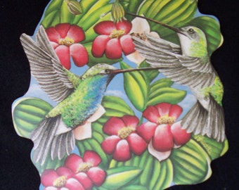 Broad-billed Hummingbirds Lightswitch Cover