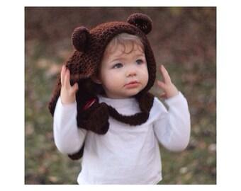 Cutie Bear Hat