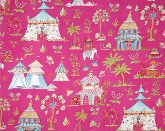 Toile in Pink, Haute Girls Collection by Dena Designs for Free Spirit 4163