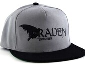 Indiana Jones The Raven Bar Wings Snapback Cap