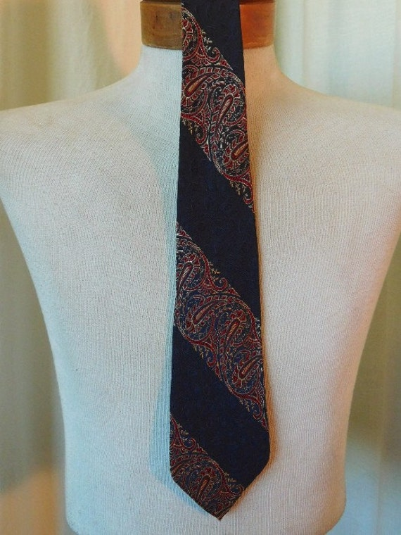 New 1920s Mens Ties & Bow Ties 1920s  Tie $28.00 AT vintagedancer.com