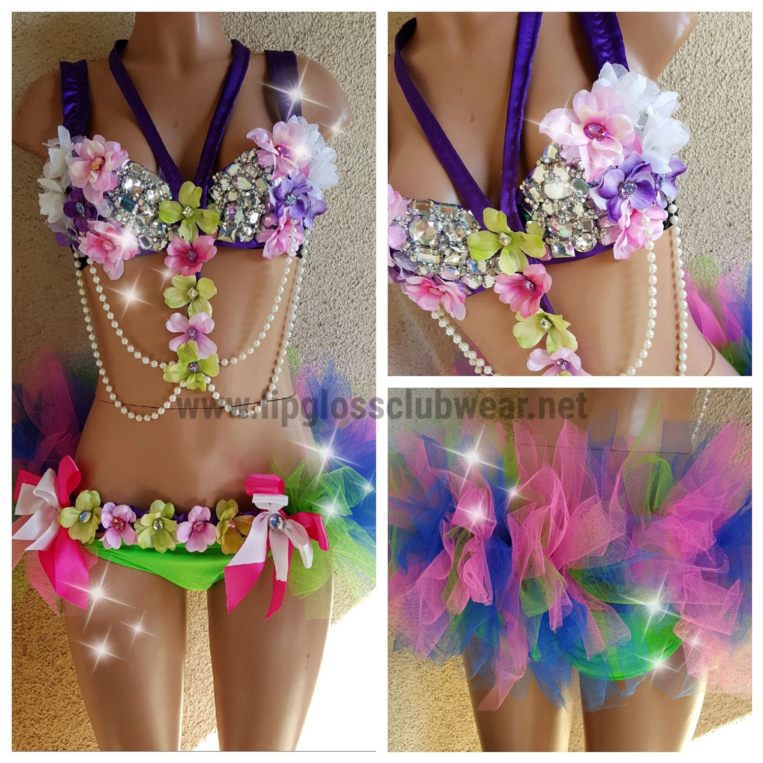 brilliant cute rave outfit names