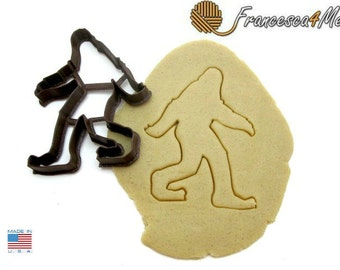 Sasquatch/Bigfoot Cookie Cutter/Multi-Size
