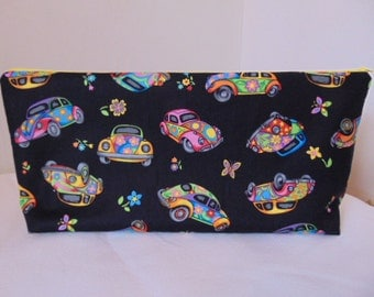 VW Herbies Zip Bag /Pouch