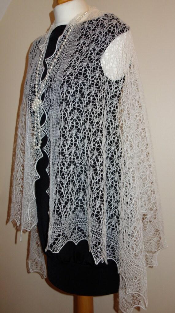 Estonian shawl | Etsy
