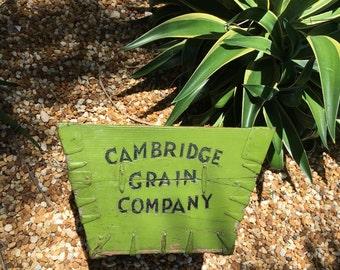 Vintage Grain Bin