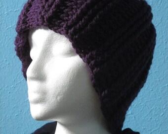 Women's Winter Purple Beanie
