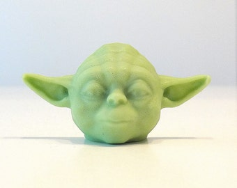 25 Star Wars Yoda bridal shower soap favor, Star Wars wedding soap favor, Star Wars soap shower favor, Yoda baby soap party favor, Starwars